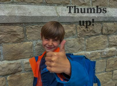 Thumbs up 2